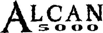 Alcan 5000 Rally (logo)